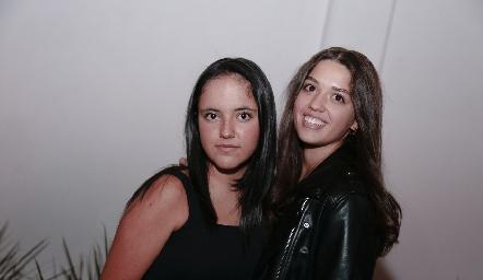 Fátima Ruiz y Ana Ceci Córdoba.