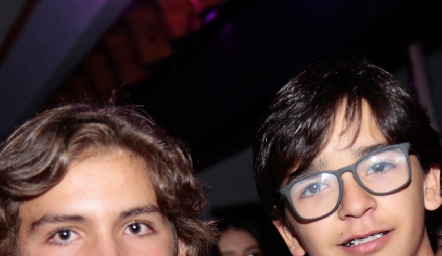 Daniel Carreras y Pablo Díaz.