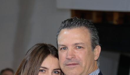 Alexa y Jean Franco Pizzuto.