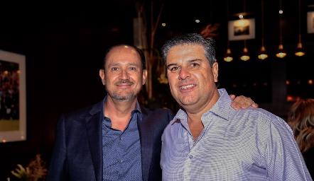 Manuel Toledo y Salomón Dip.