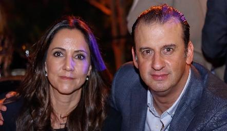Ana Pérez y Rodolfo Oliva.