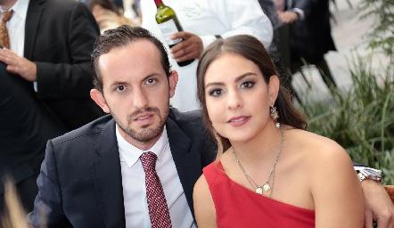 Eduardo Zepeda e Isabela Castelo.