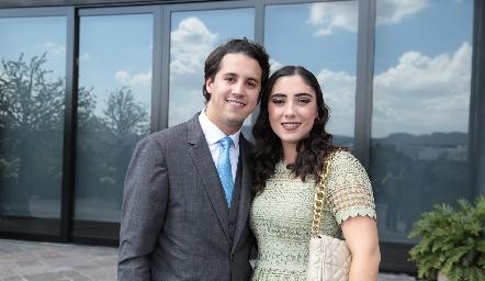 Mauricio e Isabella.
