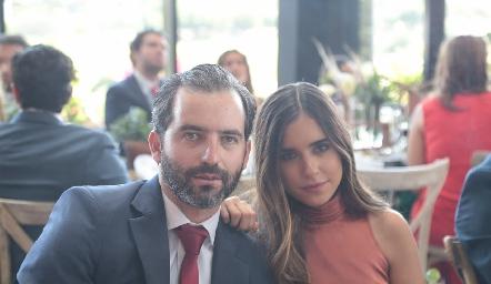 Joaquín y Gabriela.