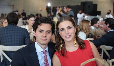 Armando Lasso e Izuca Gómez.