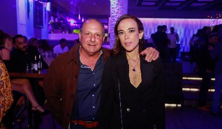 Che Hernández y Cheli Sotomayor.