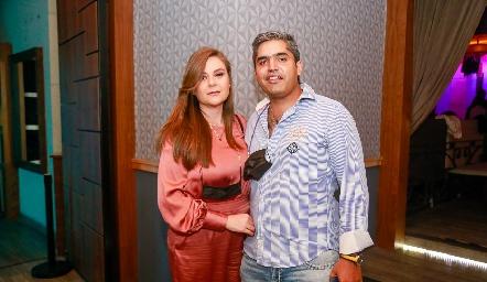 Teresa Urriza y Guillermo Espinosa.