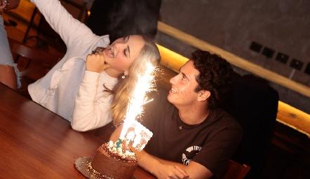 Lorenza y Roberto.