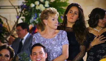 Yuya Marti y Lorena Ortiz.