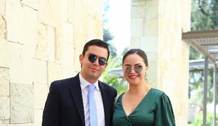 Carlos Fonseca e Isabella Acebo.