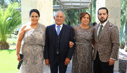Familia Solis.