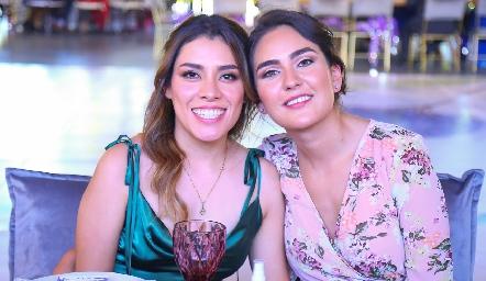 Yolanda Aguilar y Fer Mézquida.