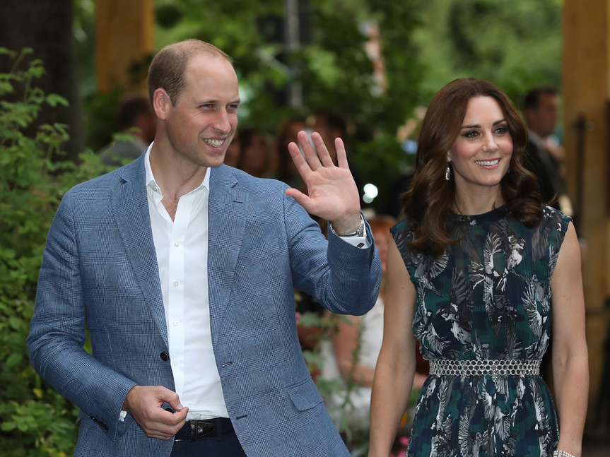 YA NACIO EL HIJO DE LA PRINCESA KATE Y EL PRINCIPE WILLIAM