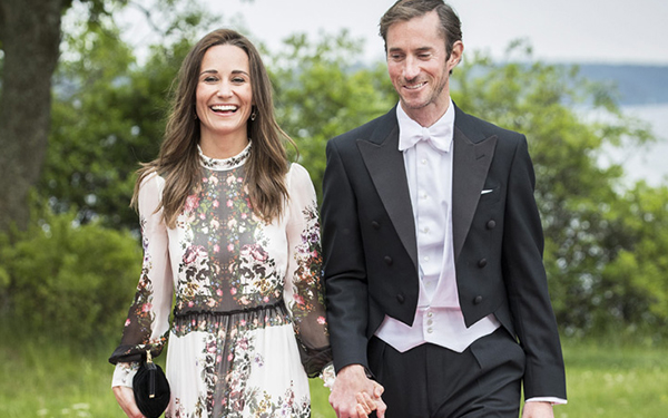 Pippa Middleton, hermana de la Princesa  Kate Middleton embarazada de su primer hijo