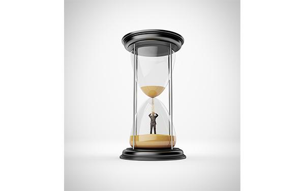 El día que dejas de tener prisa