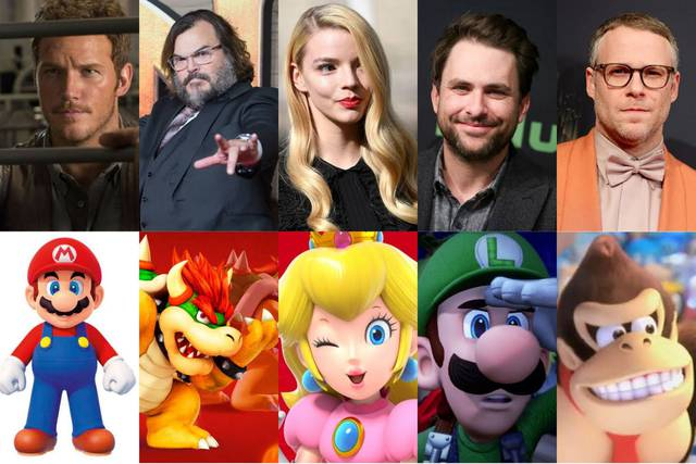 Mario Bros: Chris Pratt y Anya Taylor-Joy serán Mario y Peach
