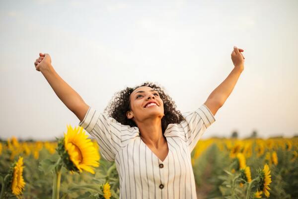Los increíbles beneficios de ser optimista