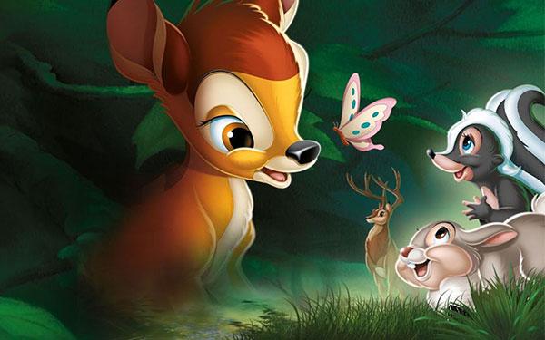 Bambi llegará a la pantalla grande en versión live action