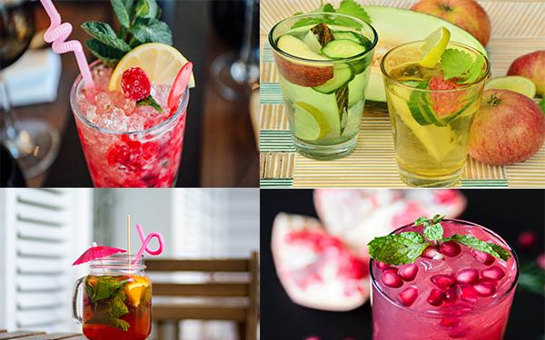 Recetas de cócteles sin alcohol, ¡perfectas para compartir en familia!
