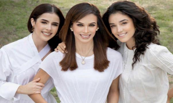 Bibi Gaytán y sus hijas se apoderan de Youtube