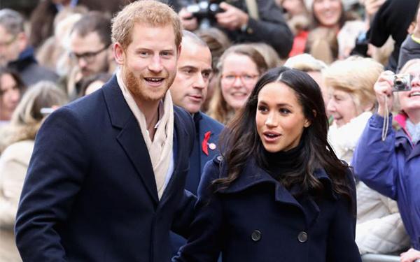 ¿Cómo se llamará el bebé de Meghan y Harry? .