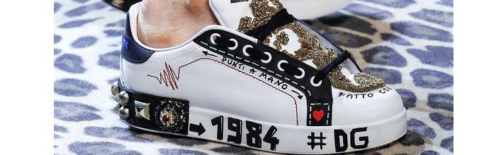 Los sneakers son el nuevo objeto de deseo