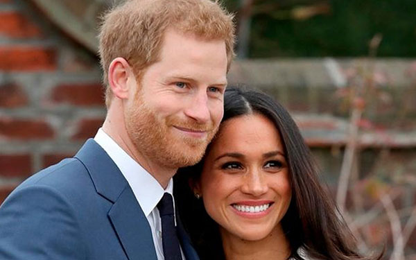 Palacio Buckingham hace declaración sobre  Harry y Meghan.