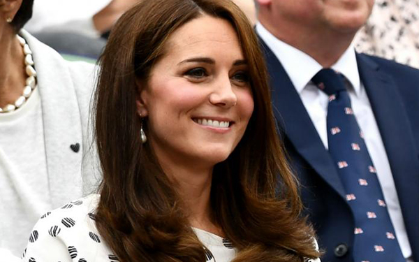 Kate Middleton sorprendió al mundo con un look que nunca antes había usado (pero luce igual de bella)