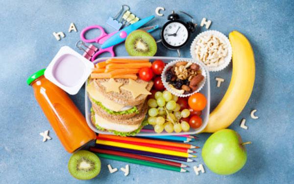 3 Ideas de lunch saludable para este regreso a clases