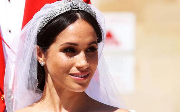 Meghan deslumbró con una simplicidad digna de una duquesa: conoce los detalles de su make-up