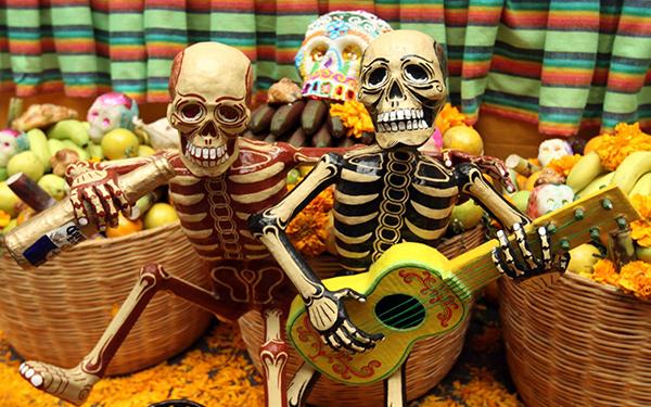 5 Destinos increíbles para viajar en Día de Muertos
