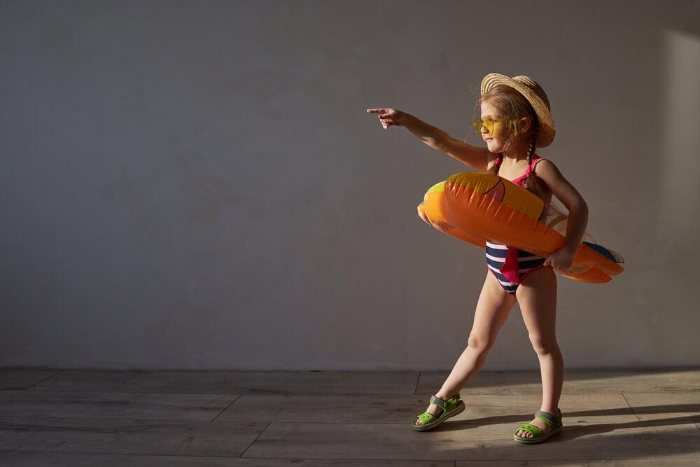 Imaginación en casa: 3 escenarios que crear para entretener a los más pequeños.