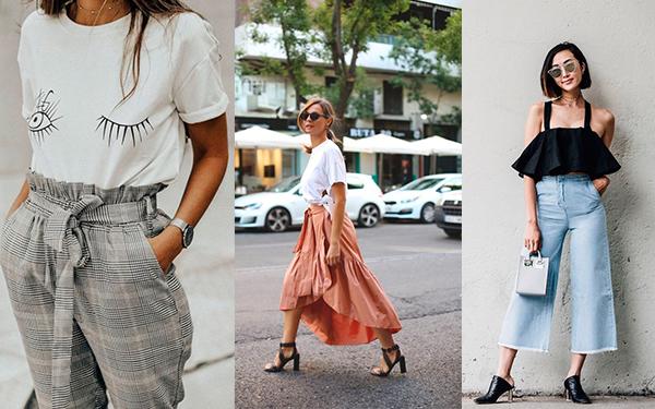 Las prendas que no pueden faltar en tu clóset en verano.