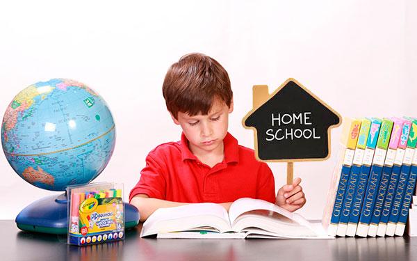 5 consejos para hacer el HOME-SCHOOL durante la cuarentena