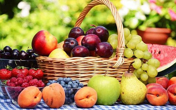 Conoce la temporada de cada fruta