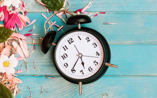 ¿Como nos podrá afectar el cambio de horario en la cuarentena?