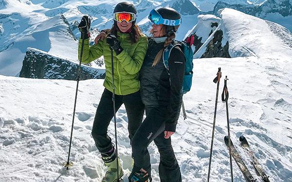 Ropa de esquí (que también puedes llevar fuera de pista).