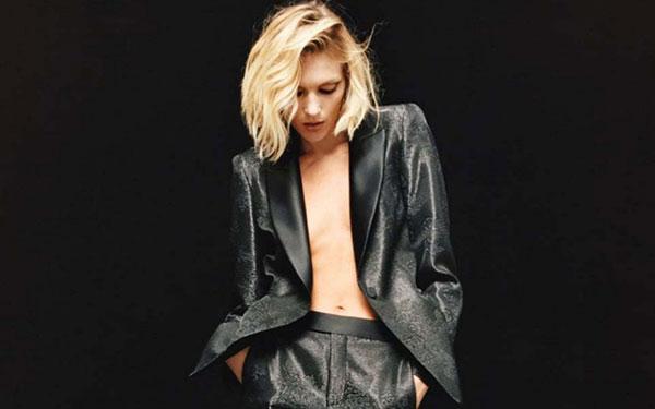 Los esmoquin favoritos de las celebrities ya están en Zara.