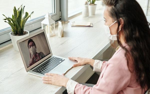 Las videollamadas mejora tu salud emocional.